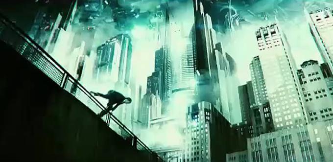 Escaping the Metropolis....