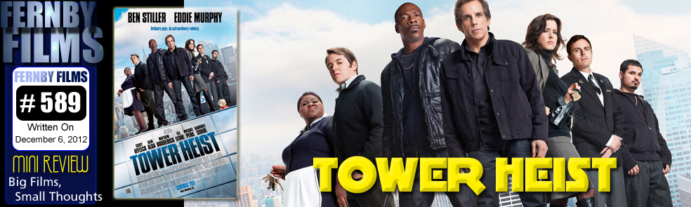 Movie Review – Tower Heist (Mini Review)