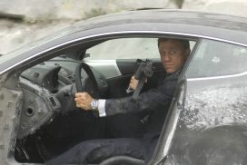 Movie Review - Quantum of Solace REDUX