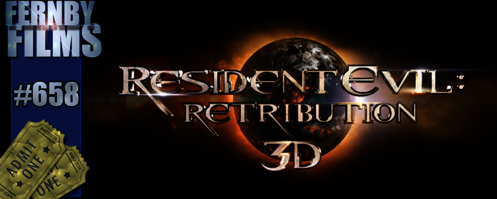 Movie Review – Resident Evil: Retribution