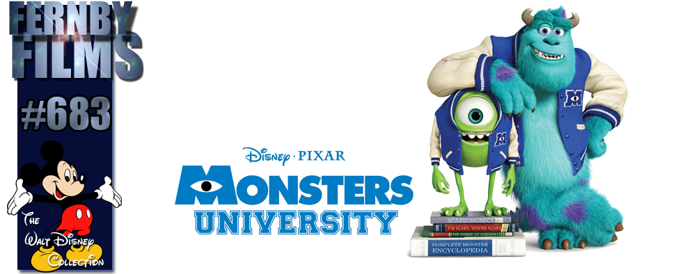 Movie Review - Monsters University