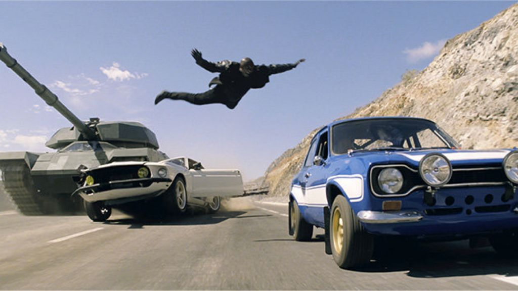Movie Review – Fast & Furious 6