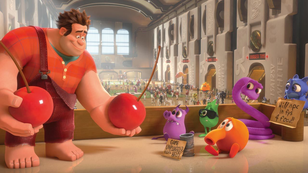 Movie Review - Wreck-It Ralph