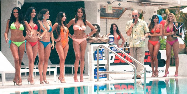 Every film can be improved by a bikini contest. Thankyou, Michael Bay.