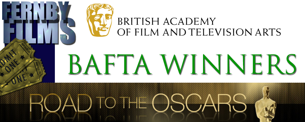 Road To the Oscars – The 68th BAFTAs