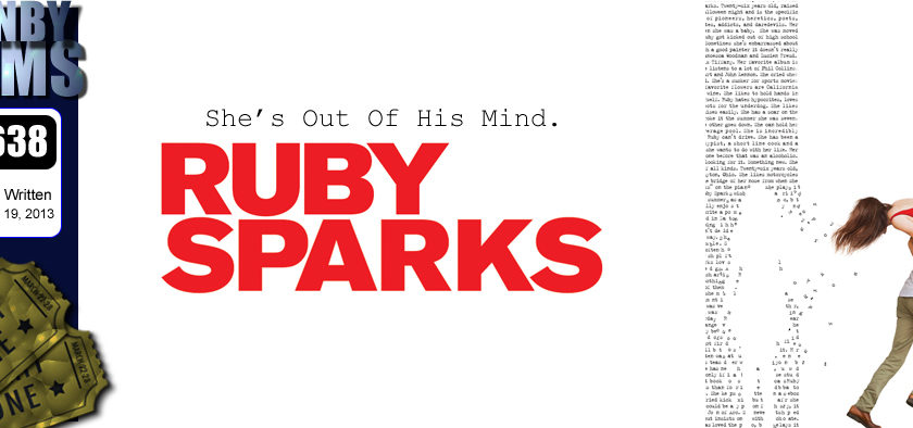Movie Review – Ruby Sparks