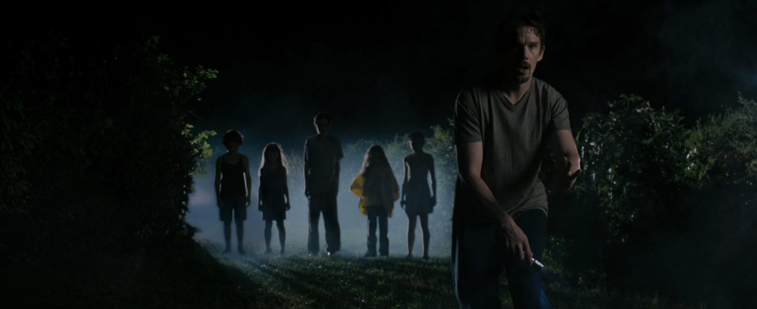Movie Review – Sinister