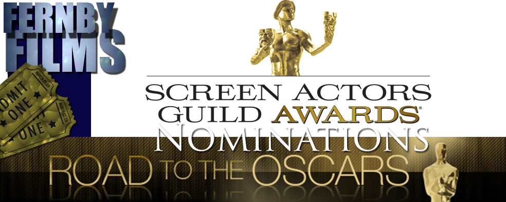 Road To The Oscars – 20th Screen Actors Guild Award Nominations