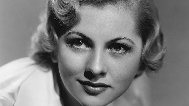 Joan Fontaine - 1917-2013