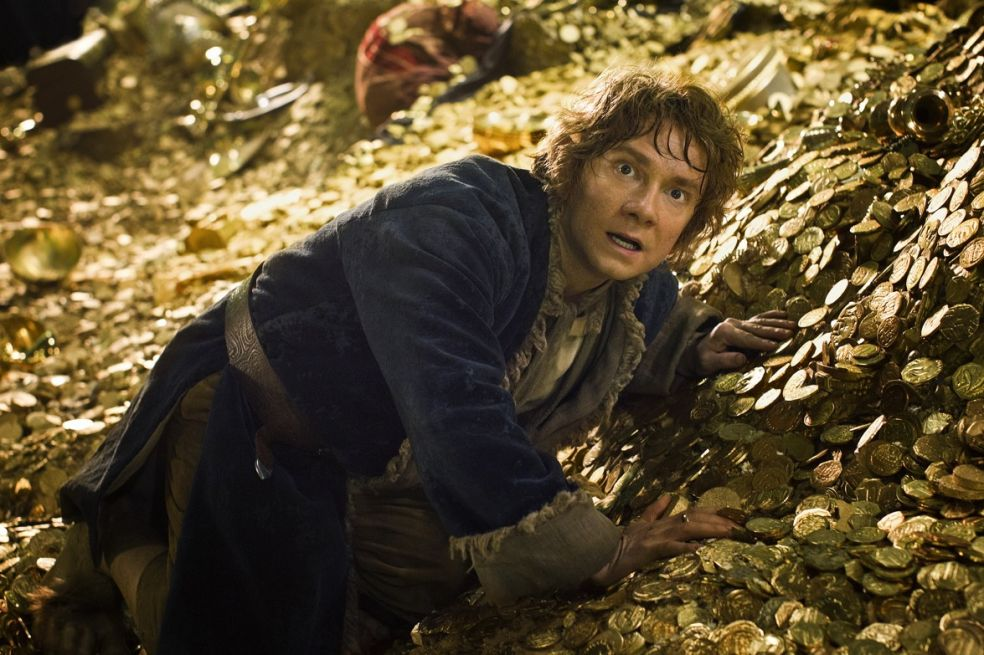 Movie Review - Hobbit, The: The Desolation of Smaug