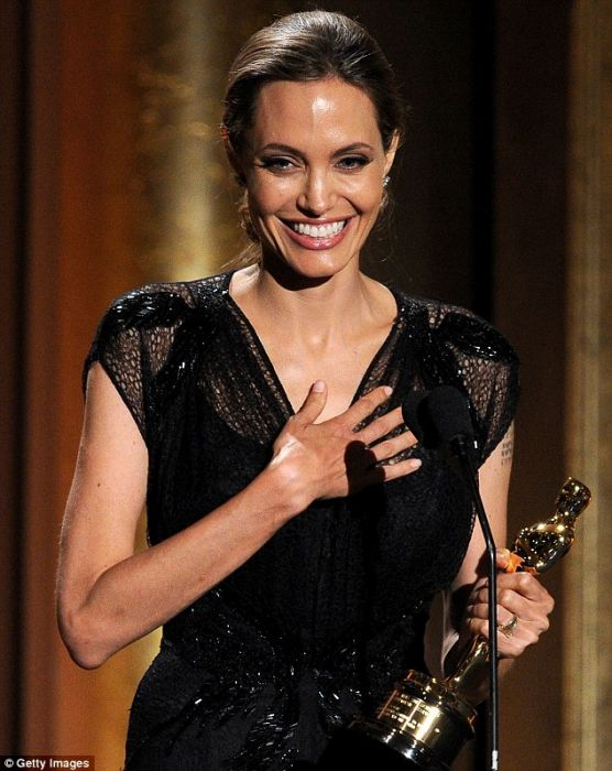 Angelina Jolie - Actress & Director    ""