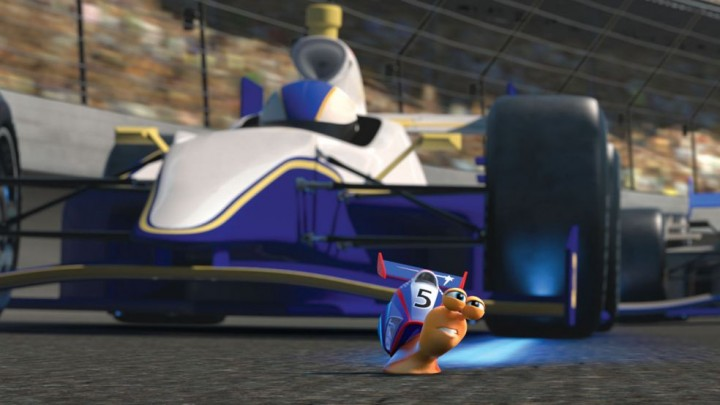 Fast & Furious: Mollusc Edition.