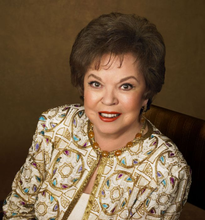 Shirley Temple in 2005.