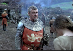 Mr Tierney as he appeared in Braveheart.