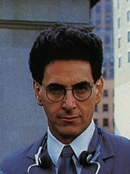 Harold Ramis as Egon Spengler in Ghostbusters.