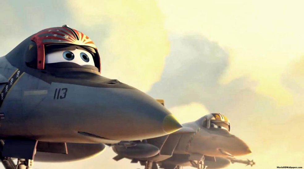 Movie Review - Planes