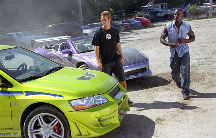 Movie Review - 2 Fast 2 Furious
