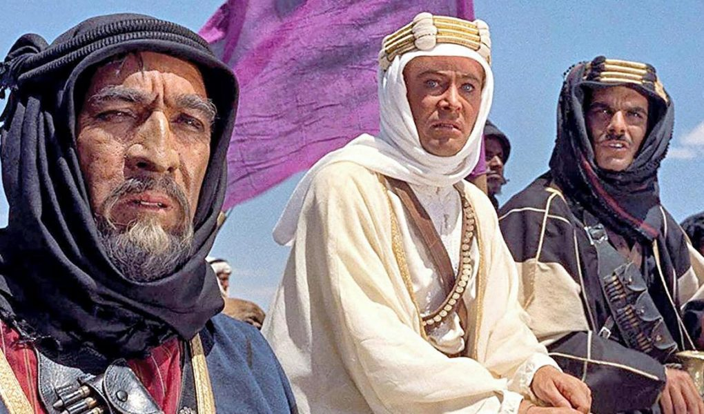 Movie Review - Lawrence Of Arabia