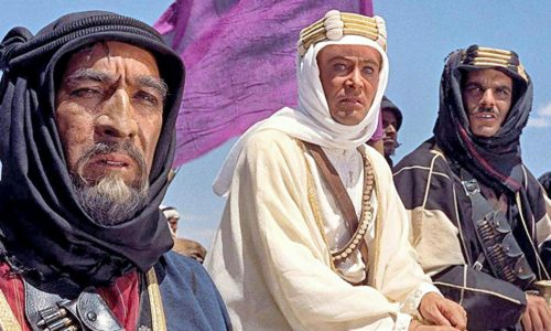 Movie Review – Lawrence Of Arabia