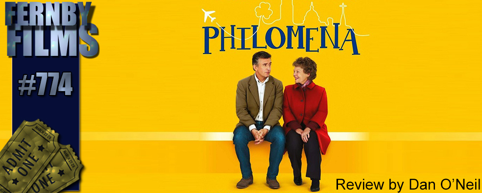 Philomena-Review-logo