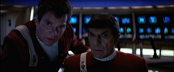 This Candy Crush addiction is ruining the film, Spock.