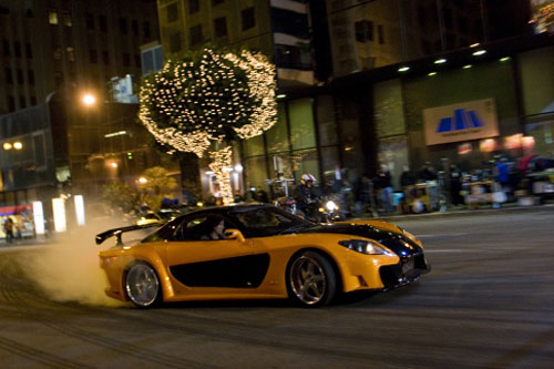 Movie Review - Fast & The Furious, The: Tokyo Drift