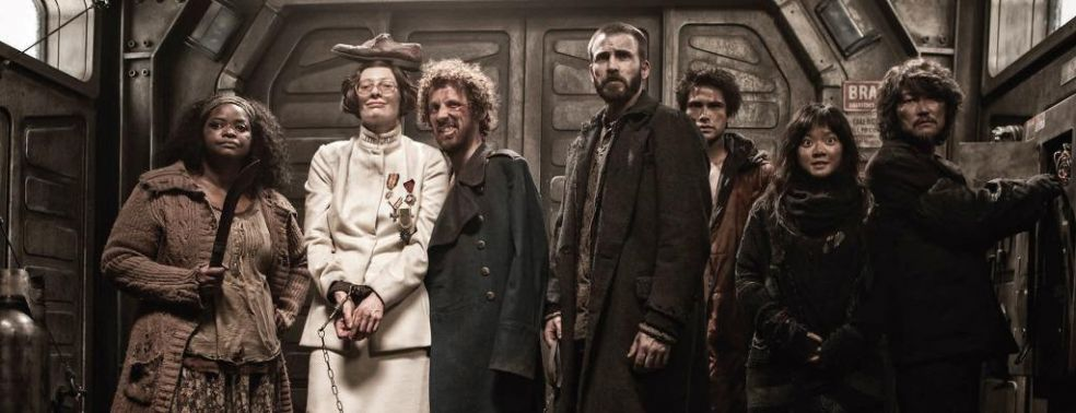 Movie Review - Snowpiercer
