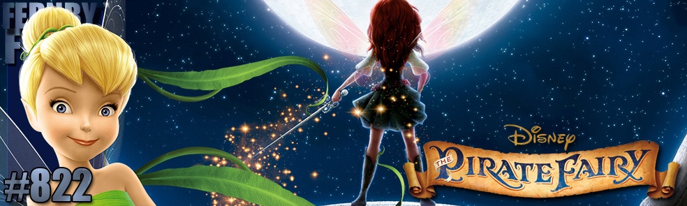 Movie Review - Tinker Bell & The Pirate Fairy  (Mini Review)