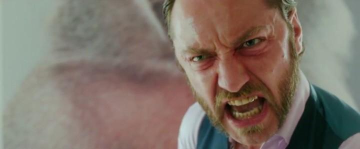 I'm really angry!