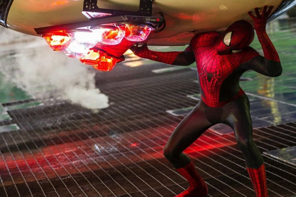 Movie Review – Amazing Spider-Man 2, The: Rise Of Electro