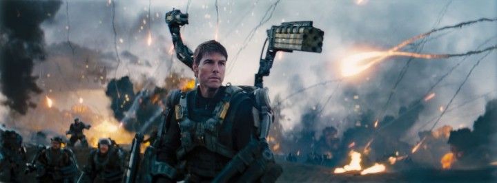 Tom Cruise is a Decepticon.