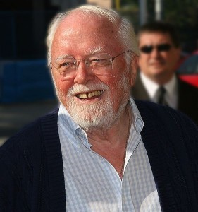 Lord Attenborough in 2007.