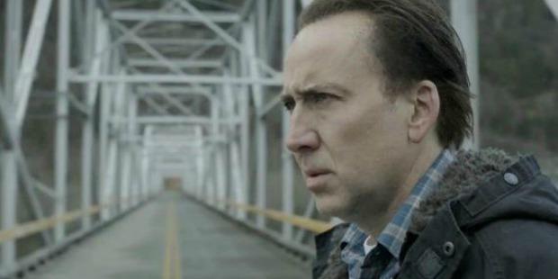 Cold Nicolas Cage was cold.