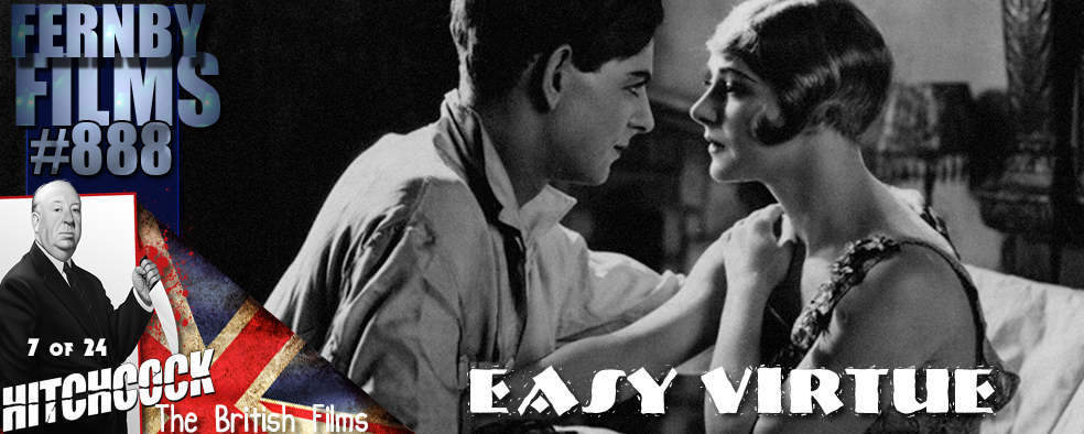 Movie Review – Easy Virtue (1928)
