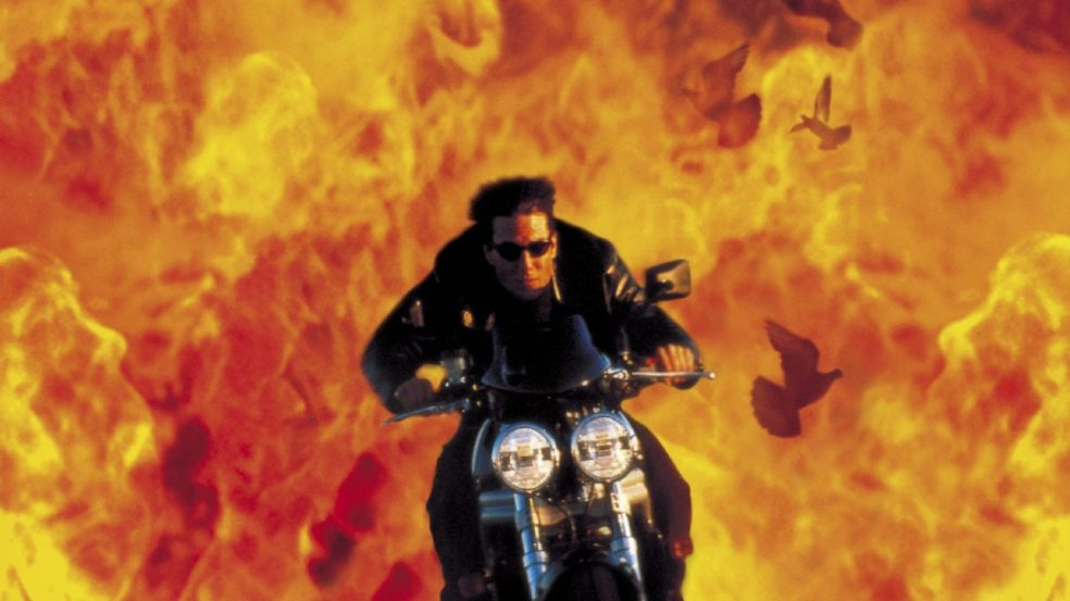 Movie Review – Mission: Impossible II