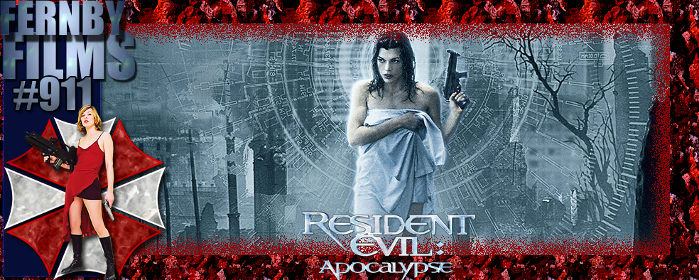 Movie Review – Resident Evil: Apocalypse