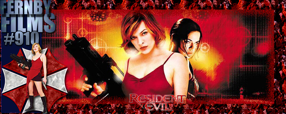 Movie Review – Resident Evil