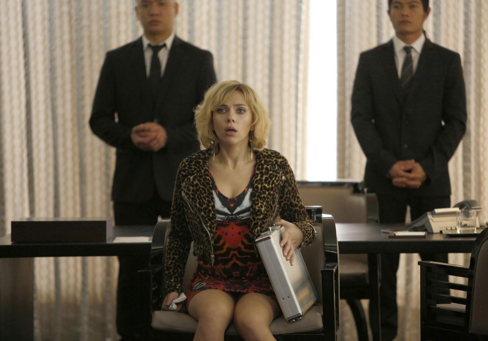 Movie Review – Lucy