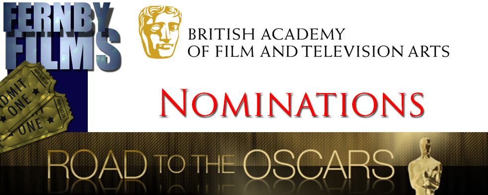 BAFTA-Nominations