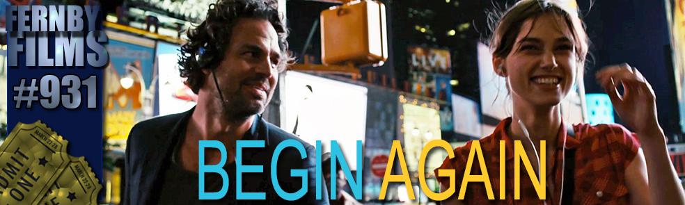 Movie Review – Begin Again (Mini Review)
