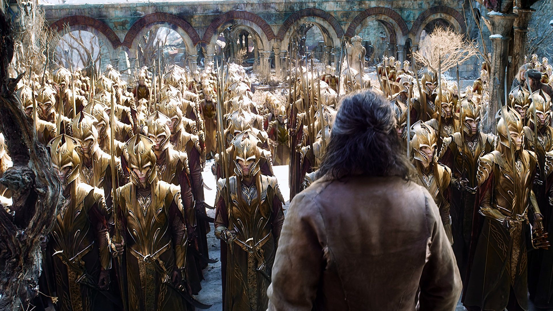 Movie Review - Hobbit, The: The Battle Of The Five Armies