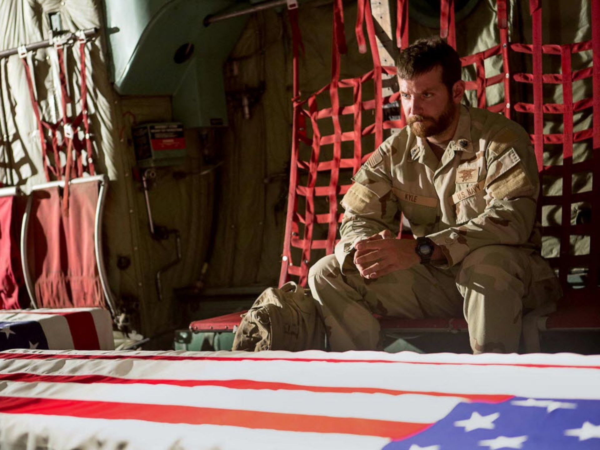 Movie Review - American Sniper