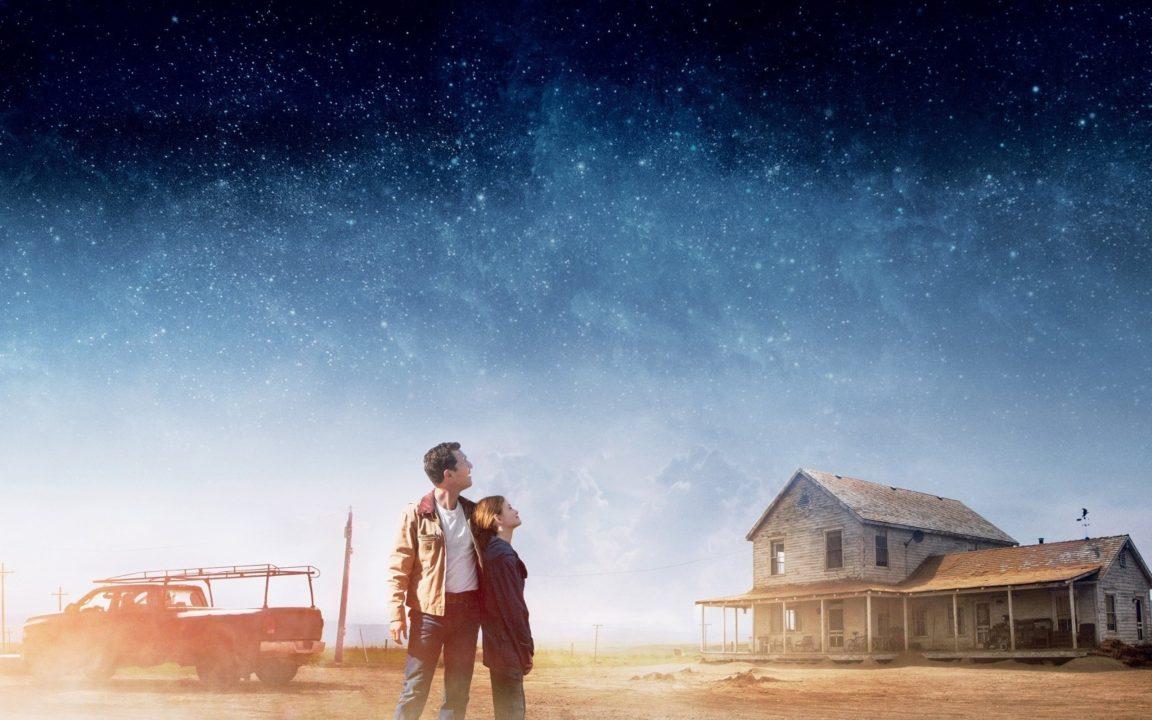 Movie Review – Interstellar