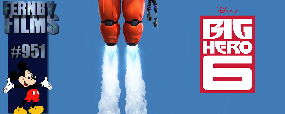 Movie Review – Big Hero 6