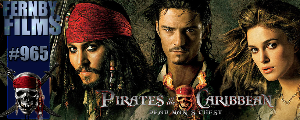 Movie Review – Pirates Of The Caribbean: Dead Man's Chest