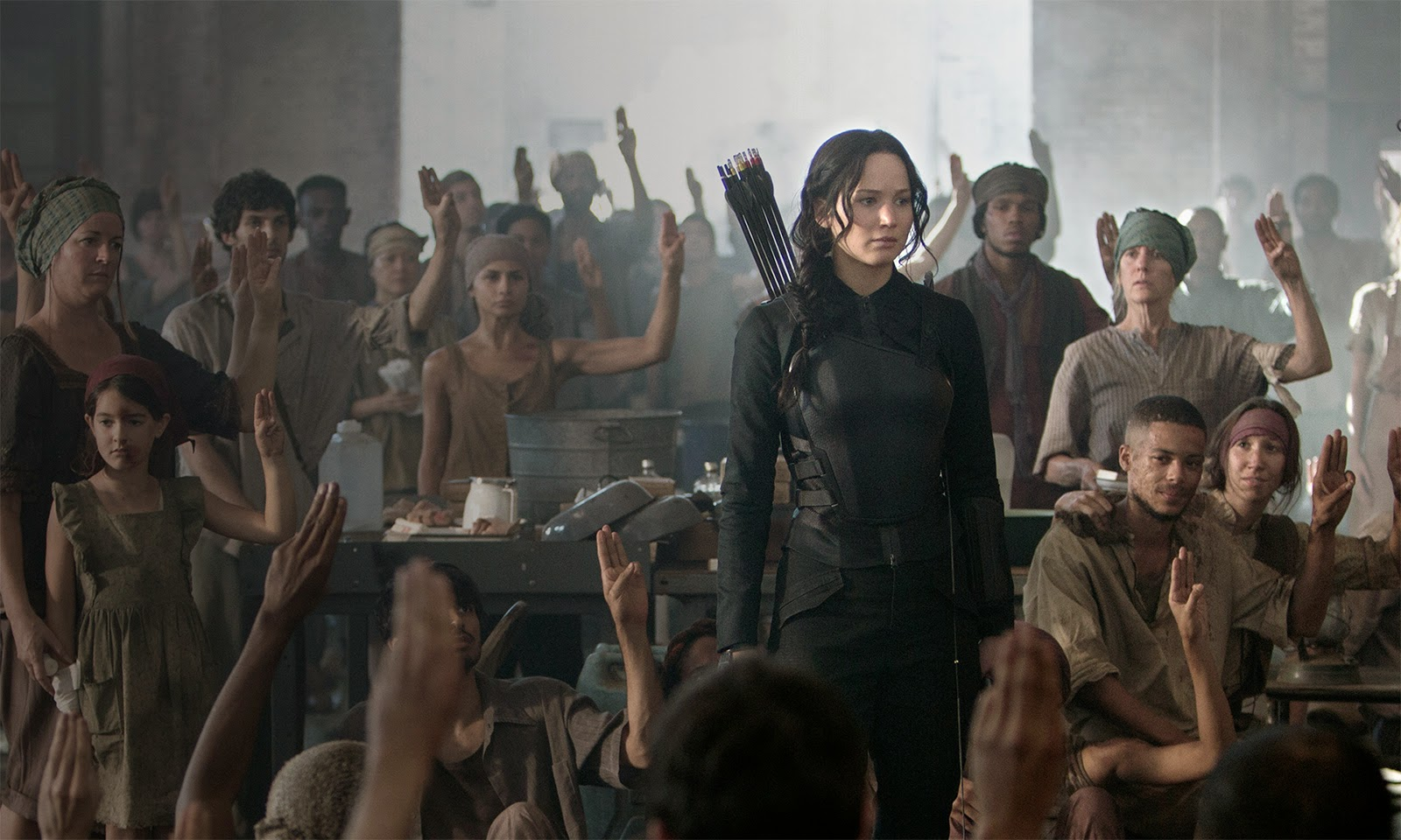 Movie Review – Hunger Games, The: Mockingjay Part 1