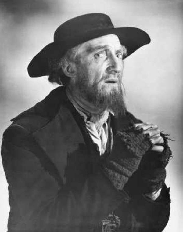 Ron Moody as Fagin in 1968's Oliver!