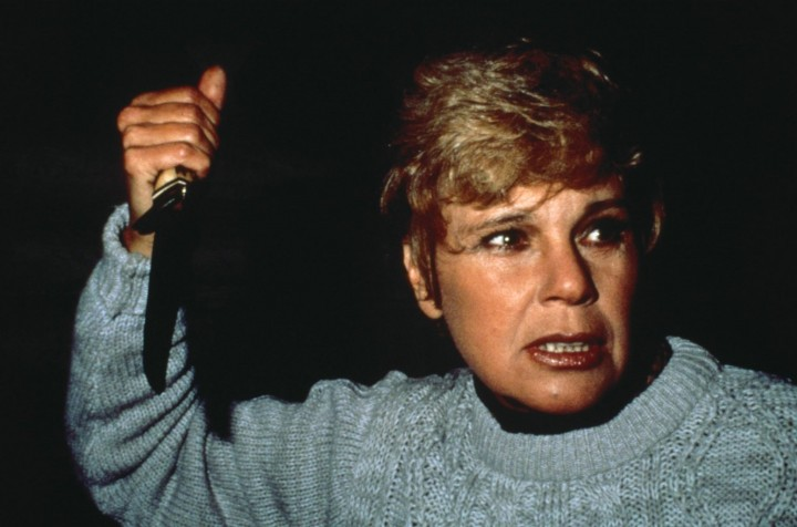 Betsy Palmer in 1980's Friday The 13th.
