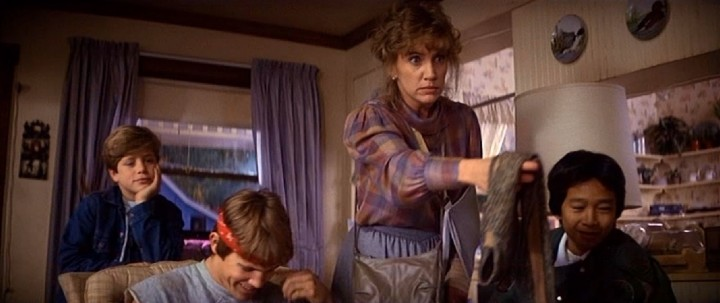 Mary Ellen Trainor in The Goonies.