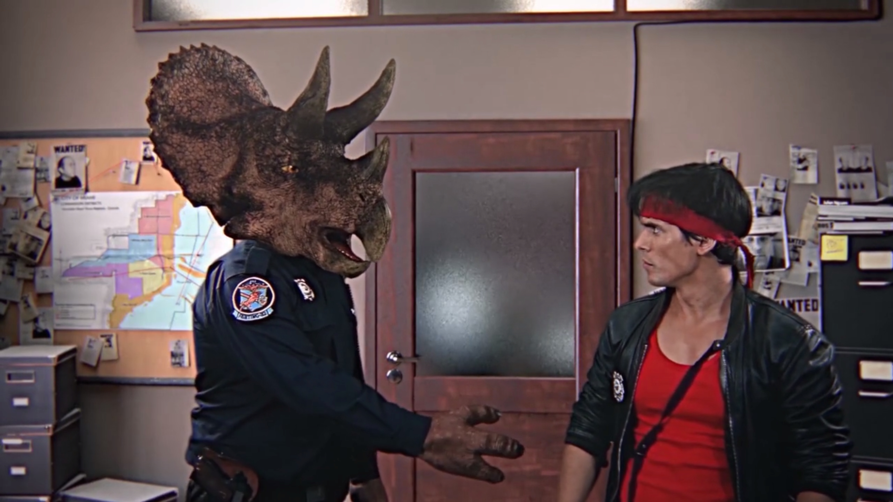 Movie Review – Kung Fury (2015)  (Mini Review)